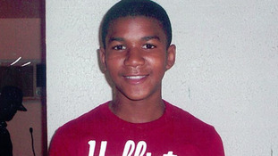 17 year old Trayvon Martin