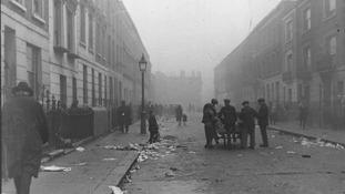 Bangor Street, North Kensington, c1910