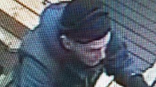 Police want to speak to this man in connection with a burglary in Doncaster