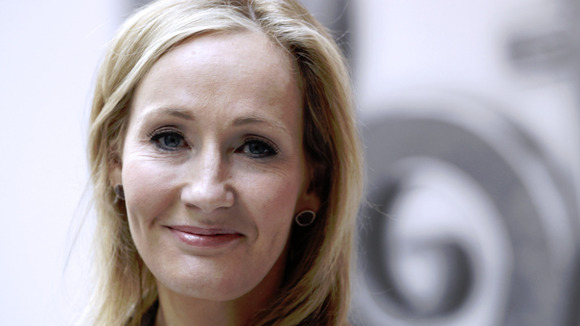 Harry Potter author J K Rowling has been given the freedom of the City of London