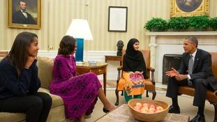 Malala Obamas