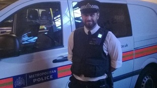 PC Robert Morgan