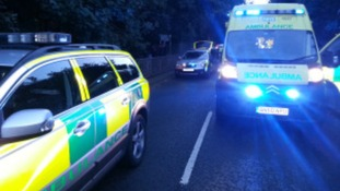 The crash happened at the junction of the A49 and B4365 in Ludlow