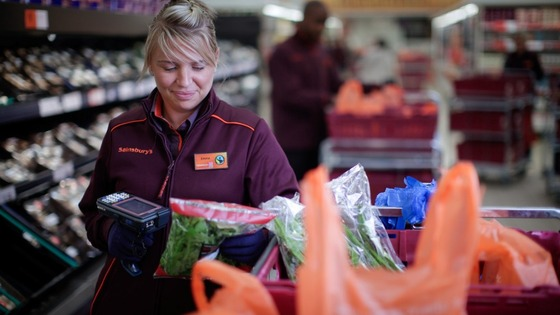 Sainsbury&#x27;s has announced it has increased its market share by 16.6 per cent.
