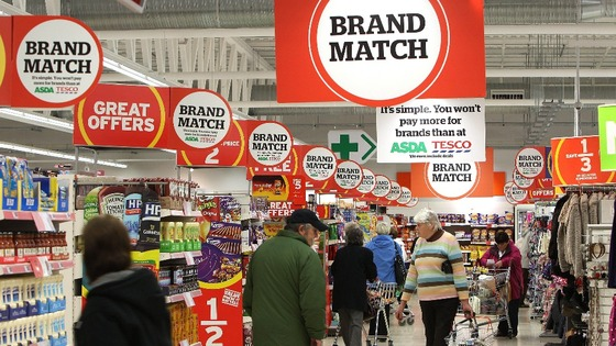 Sainsbury&#x27;s has hailed the success of its price-matching scheme.
