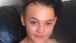 14-year-old Jade Lomas-Anderson.