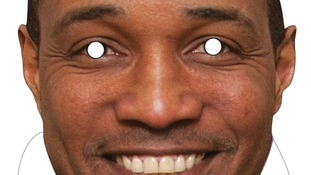 Paul Ince mask