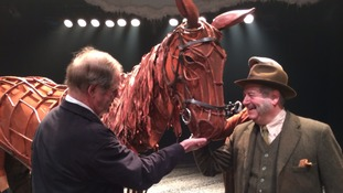 Birmingham-born actor David Freeshman gets to know the mechanical steed