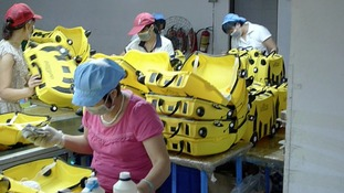 Trunki Factory in China