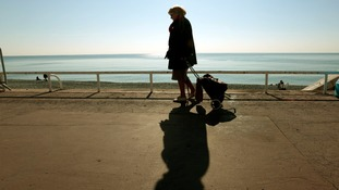 Chronic loneliness afflicting elderly 'a national shame'