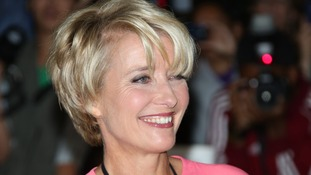Emma Thompson will be in town for the last day of the BFI film festival