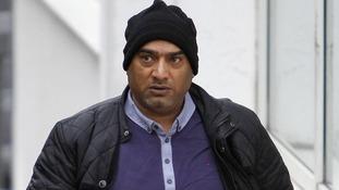 Mohammed Amin Grooming Sentence