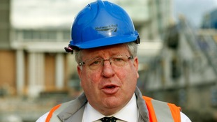 Secretary of State for Transport Patrick McLoughlin