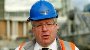 Secretary of State for Transport Patrick McLoughlin