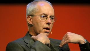 Archbishop of Canterbury the Most Reverend Justin Welby