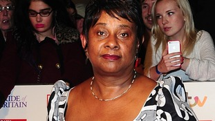 Baroness Doreen Lawrence honoured at the Mobo Awards