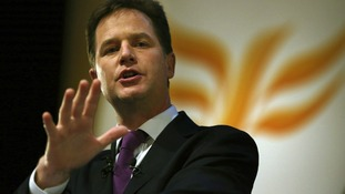 Nick Clegg has called for 'more transparency' from energy firms.