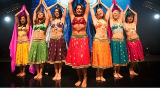 Bollywood dancers will entertain the crowds at the Diwali lights switch-on tonight