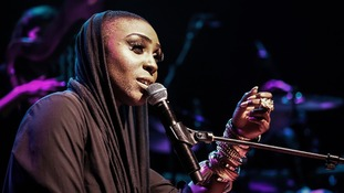 Laura Mvula, from Birmingham, has won at this year's MOBO Awards