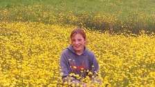 Milly Dowler on a family holiday before she was murdered in March 2002.