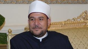 Egypt's interim Prime Minister Hazem el-Beblawi.