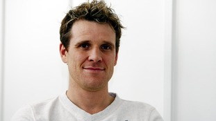James Cracknell suffered a life-changing injury in 2010 while cycling across America.