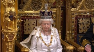 The Queen in the House of Lords
