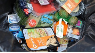 A significant portion of food waste occurs in the home