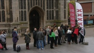 X Factor auditions in Norwich