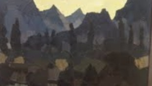 Kyffin Williams' painting