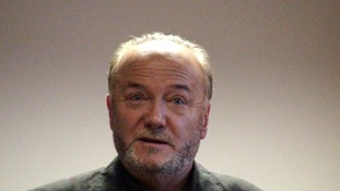 Respect Party leader George Galloway