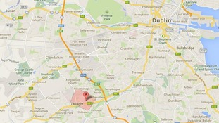 The young blonde girl was taken into care from a Roma family's home in Tallaght, south Dublin.