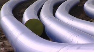 £40million Pipeline