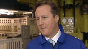 David Cameron defends criticism over Hinkley Point power station