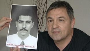 Ahmed Abdulla (with picture of terrorist Abdullah Ahmed Abdullah)