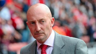 Holloway was only given eight games at Palace after winning promotion