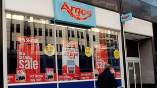 Argos is to stop using the traditional little blue pen and slip of paper to take orders.
