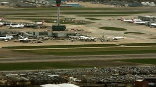 Heathrow aiport