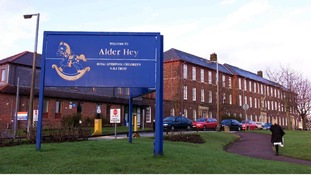 Alder Hey Children's NHS Foundation Trust in Liverpool has been identified as potentially high risk.