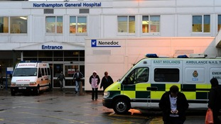 Northampton General Hospital is among those to be inspected in the CQC's second phase