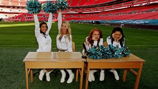 Wembley quiz: Find out if you beat the NFL cheerleaders
