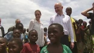 Hague Jolie Congo