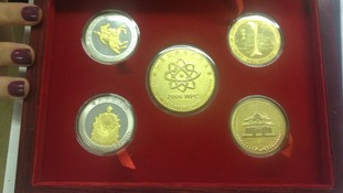 Police are searching for the owners of these medals