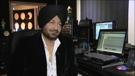 Punjabi singing star Malkit Singh