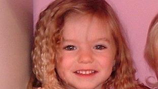 Madeleine McCann disappearance timeline