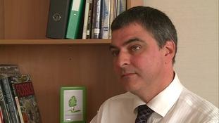Principal Terry Conaghan