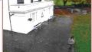 CCTV image of Seemberjeet Kaur on canal towpath in Saltaire