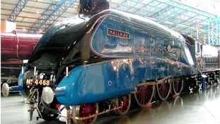 Mallard, the world's fastest locomotive
