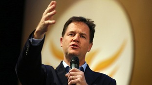 Deputy Prime Minister Nick Clegg has the backing of the public over his free schools views, according to a new poll.