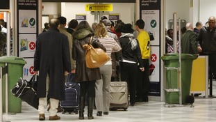 Passengers 'may experience some delays' at Gatwick airport today.